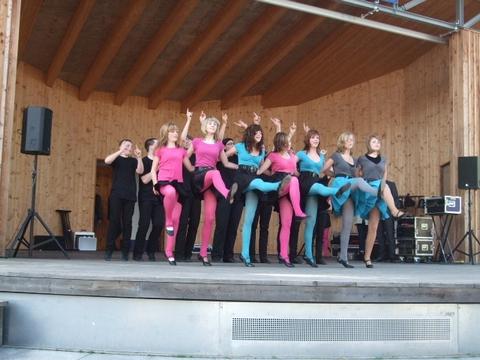 Reusenfest, Baabe