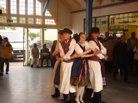 Bahnhofsfest, Binz