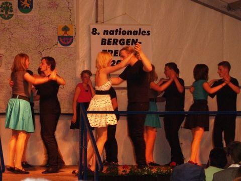 8. Bergen-Treffen, Bergen/Losheim