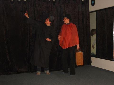 Diener zweier Herren  (02.05.2006)