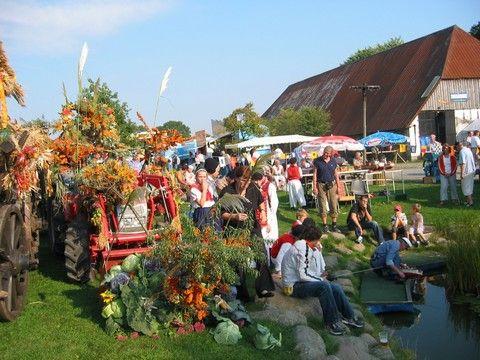 Erntedankfest, Putgarten