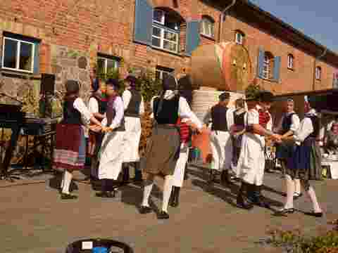 Erntedankfest, Putgarten  (26.09.2009)