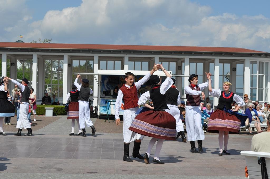 Frühlingsfest, Binz