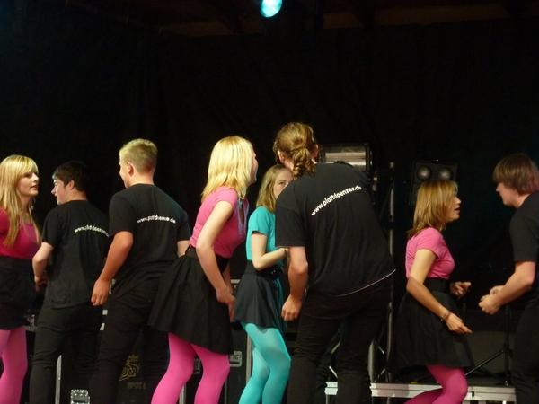 Stadtfest, Lobez, PL