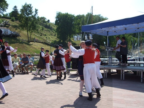 Hafenfest, Lohme  (03.07.2010)