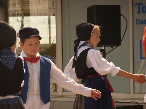 Mittsommerfest, Sassnitz