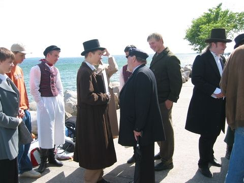Promenadenfest, Sassnitz  (22.05.2004)