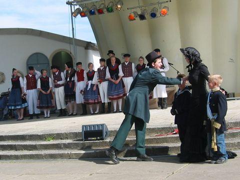 Promenadenfest, Sassnitz