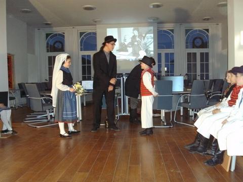 100 Jahre Rathaus, Sassnitz