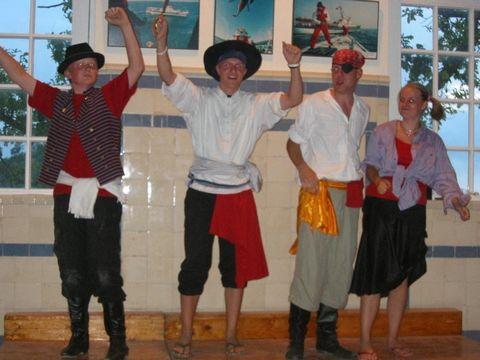 Die Retter, Kap Arkona, Peilturm