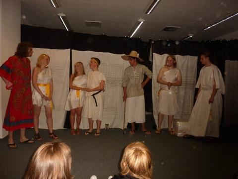 Die Römer spinnen, Tanzraum  (12.06.2011)