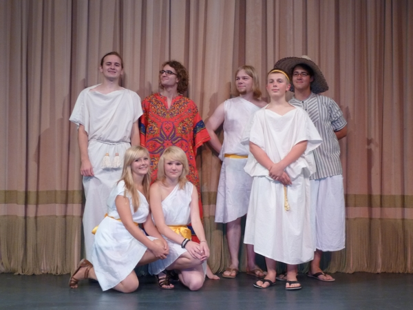 Die Römer spinnen, Putbus
