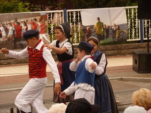 Straßenfest, Sassnitz