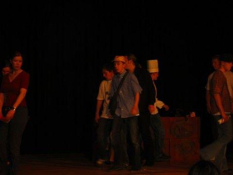 Viel Trouble um Nix, Schultheatertage Rostock
