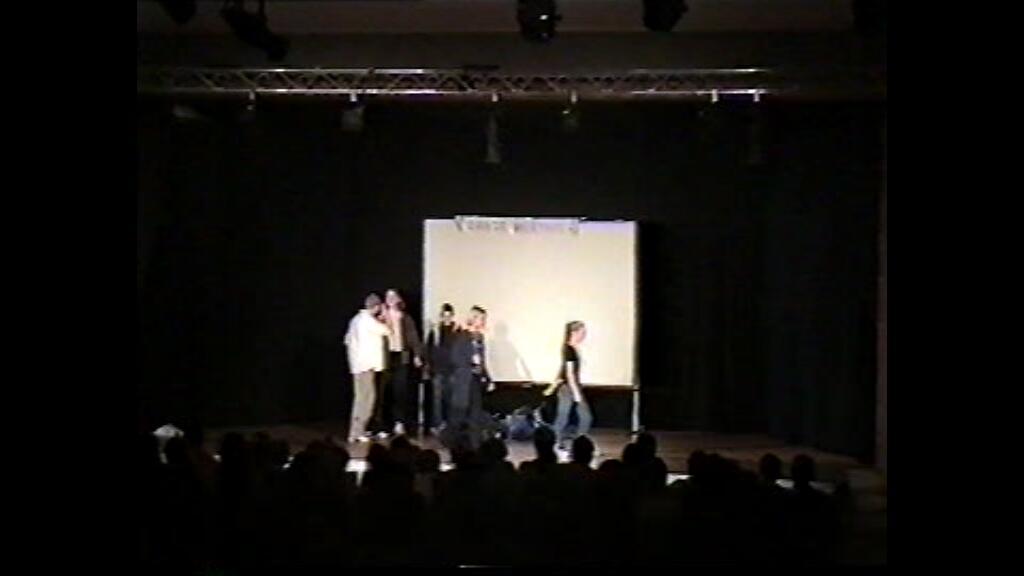 Mach die Tür auf, Schultheatertage Rostock