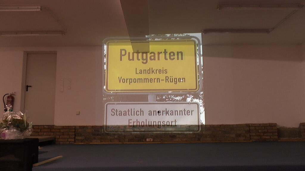 Scheuneneinweihung, Putgarten